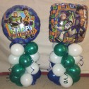 Toy Story Baby Balloon Columns