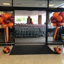 Topiary Trees at Sainsbury's Store Re-launch