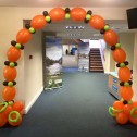 Harvest Service Arch at Barnabas Community Church