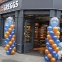 Gregg's Store Re-launch Telford