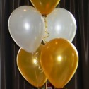 5 Latex Balloon Arrangement