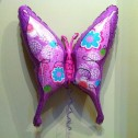 Extra Large Butterfly Foil Balloon
