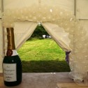 Walkthrough Champagne Bottle Arch