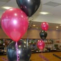 3 Latex Balloon Centrepieces