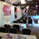 3 Balloon Table Centrepieces