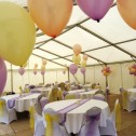 Marquee Wedding Balloons